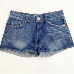 Jolt Jean Shorts Denim Shorts Size 7